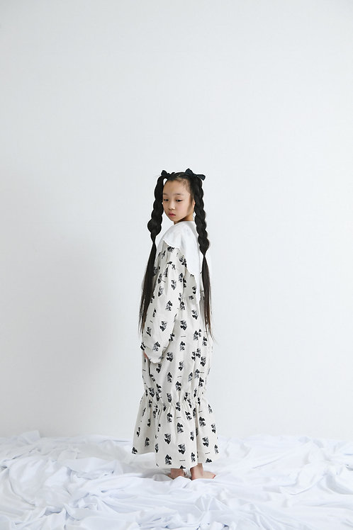 teddybear long dress