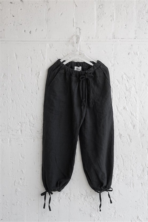 linen long pants