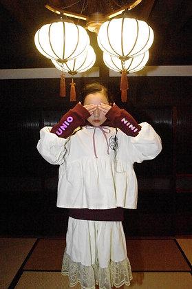 reflect logo hoodie