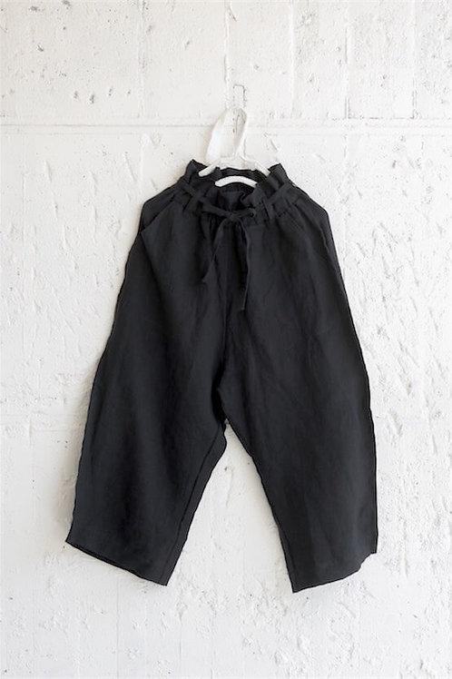 linen big pants
