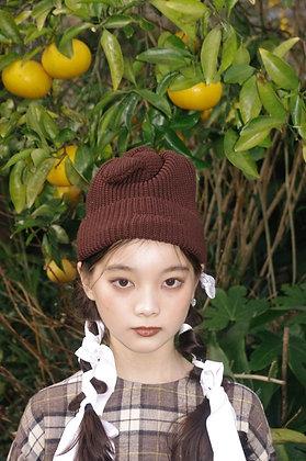 【予約商品】tied beanie