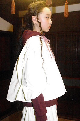 【予約商品】corduroy blouse