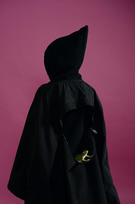 poncho, hoodie
