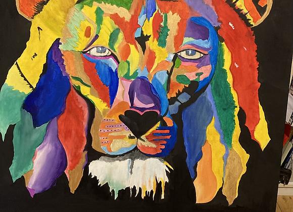 Abstract Safari