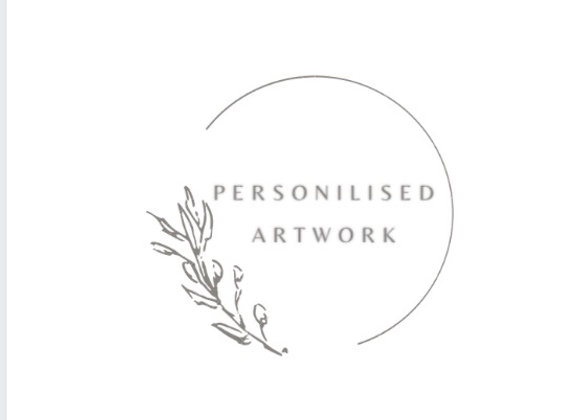 Personalised ArtWork