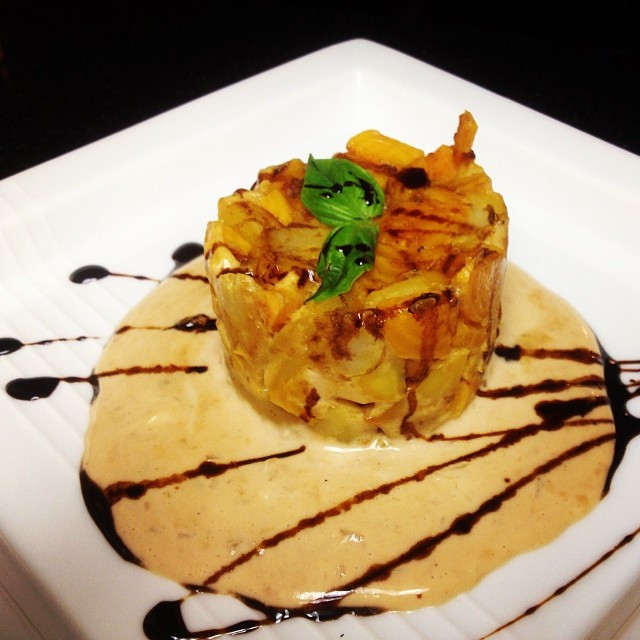 Tapas come in all sizes and flavors at Cueva Bar in San Diego, gluten free, vegetarian, vegan.