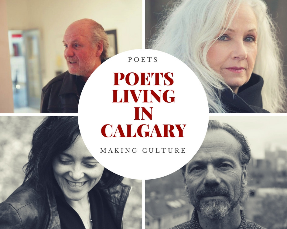 Poets in Calgary