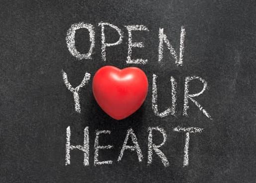 Was bedeutet Herz-Öffnung?