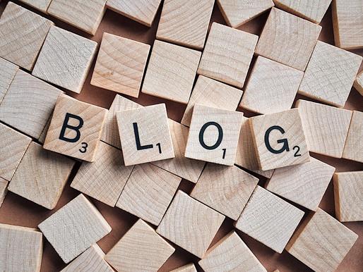 Mein Blog geht online!