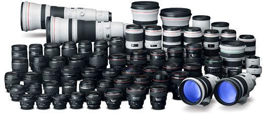 Choosing the Right Lens (Level 1)