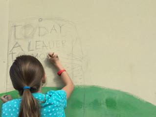 Davis Elementary Mural Project Video!