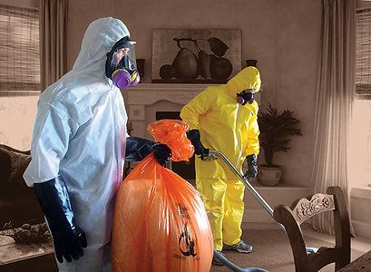 Trauma &Biohazard Cleanup