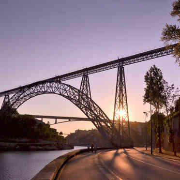 Pont Maria Pia (Eiffel) Port _ Sylvie