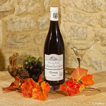 Gamay 2018 - 6x75 cl