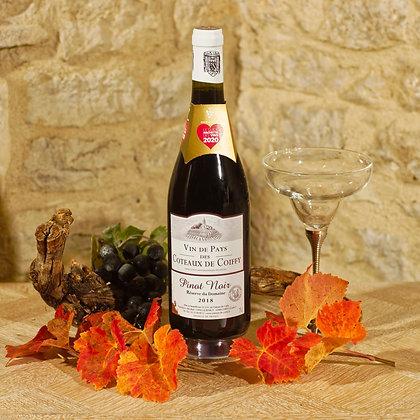 """Pinot Noir """"Réserve du Domaine"""" 2018 - 6x75cl"""