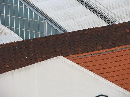 Roofs, Lisbon Roofs, Photo print