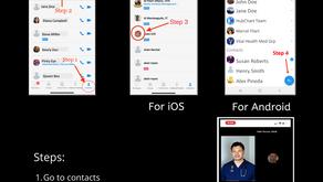 Using Hubchart App for Telemed