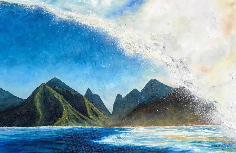 The Big Blue Wave #6