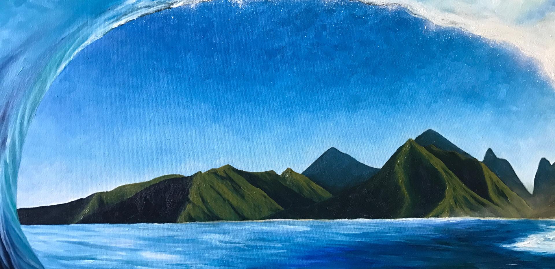 The Big Blue Wave #3