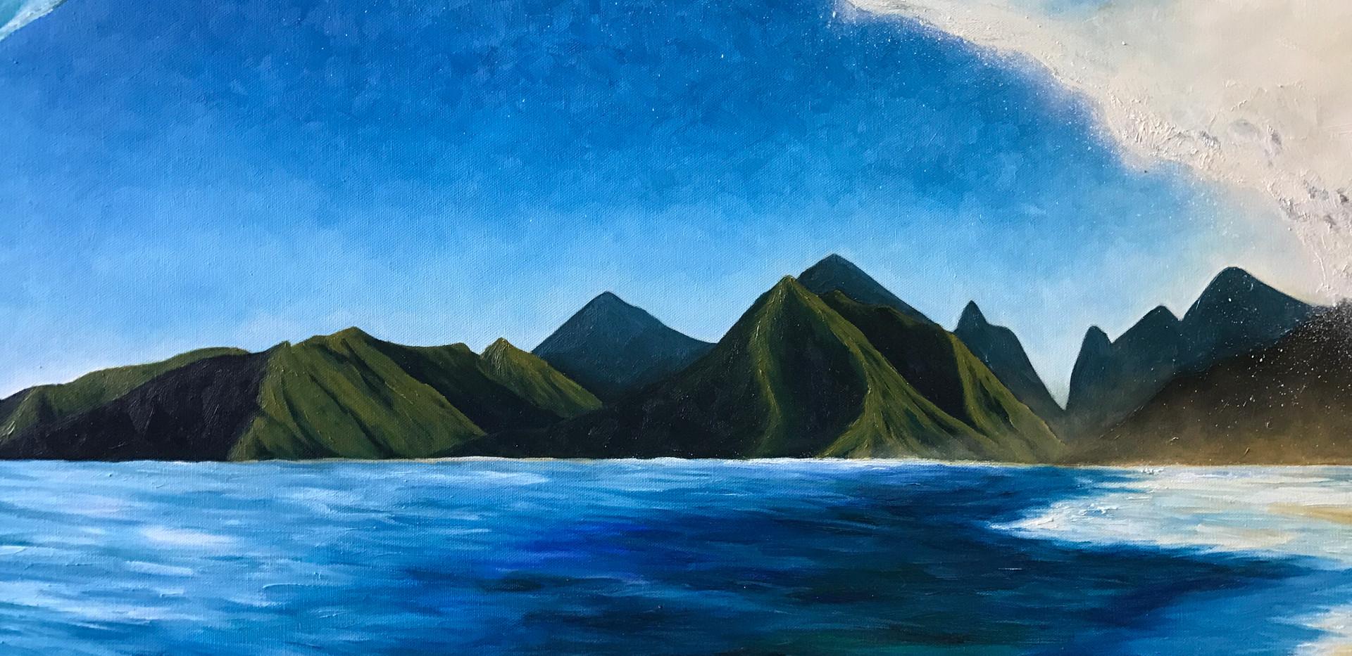 The Big Blue Wave #4