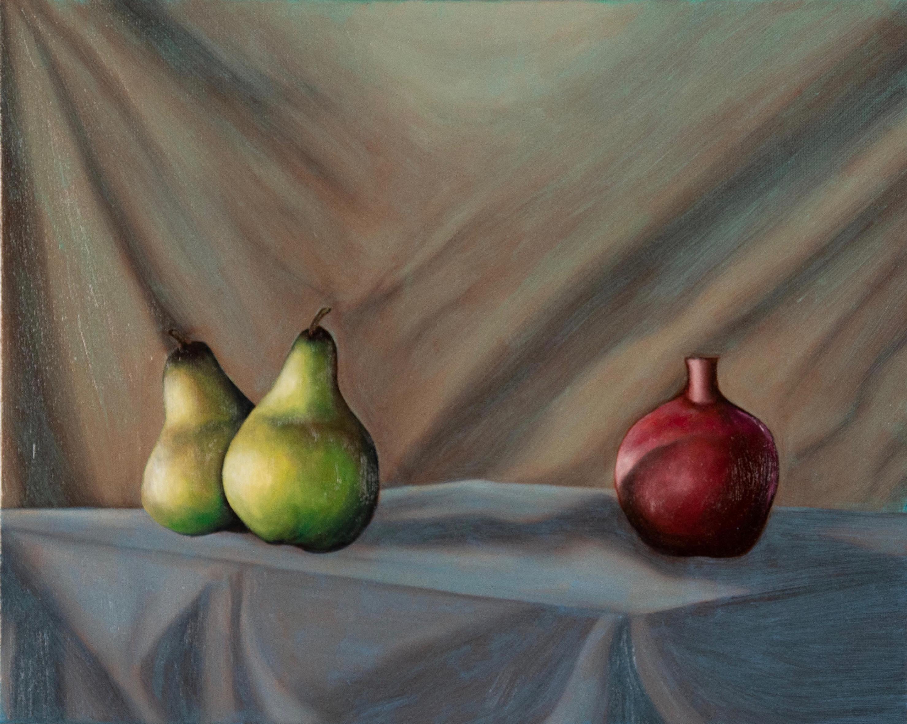 Twin Pears (Breadth)