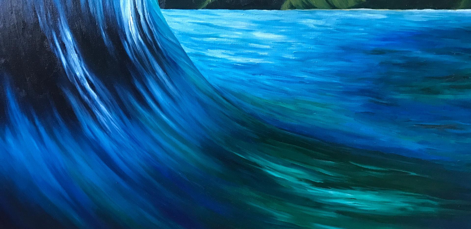 The Big Blue Wave #2