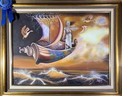 Sailing To Heaven