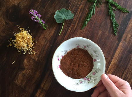 Five Herbs for your First Aid Kit ~