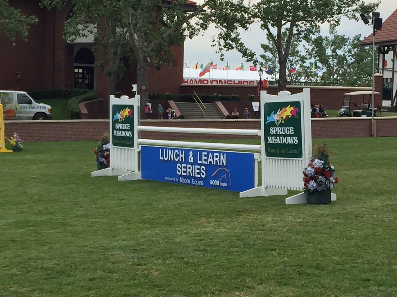 Spruce Meadows Lunch and Learn Series