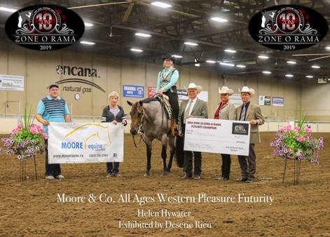 Alberta Paint Horse Club Zone O Rama