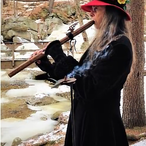 Helen's Willow Wind Native American Flute Lessons