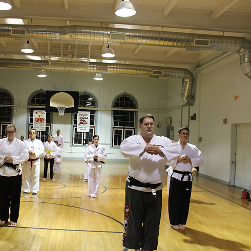 Tae Kwon Do (Ages 7 and up)