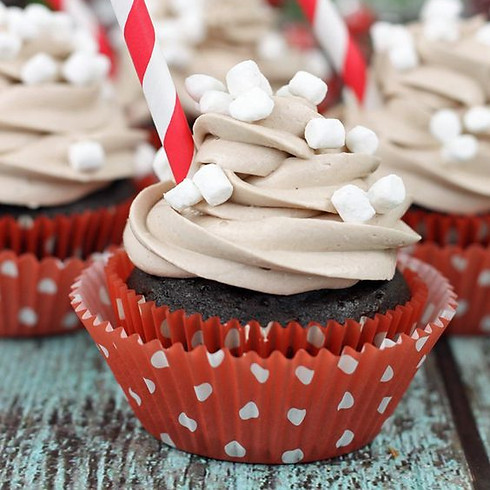 Cooking: Christmas Cupcakes - All Ages