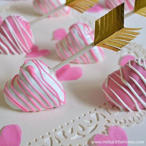 Valentine's Day Desserts - Ages 4-14