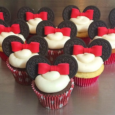 Mom & Me Baking: Disney Inspired Desserts - Ages 4 & up with caregiver