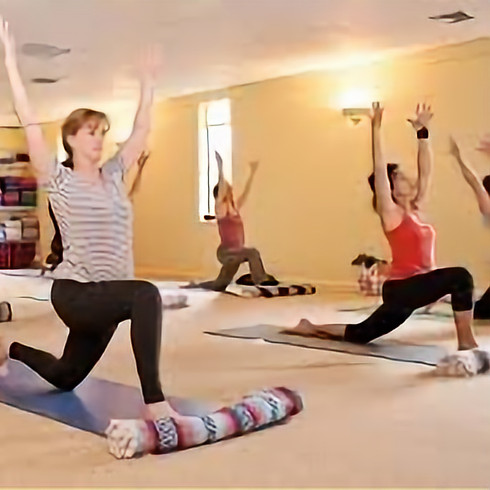 NEW!  All Levels Kripalu Yoga