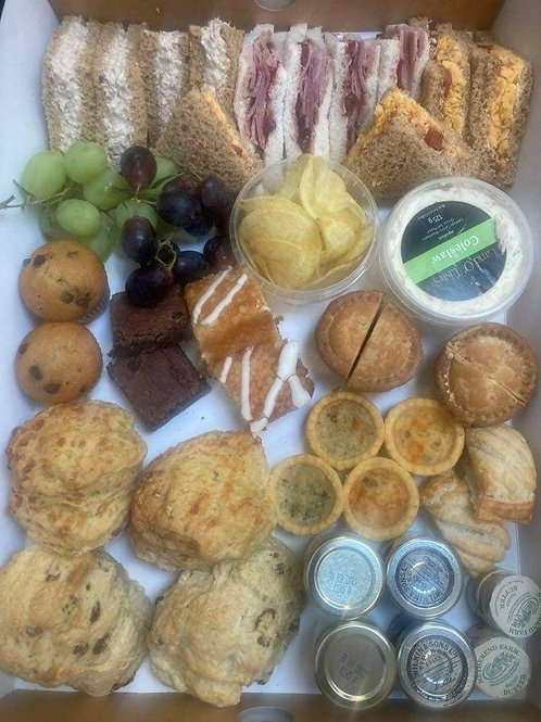LOT@Home - Riversedge Afternoon Tea in a Box for 2 People