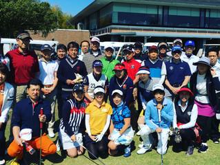 第15回TeeTimeゴルフコンペが開かれました