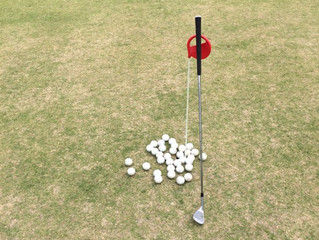 所属プロ自主トレ中!【ゴルフスクールは横浜のTeeTime快活ゴルフスタジオ】