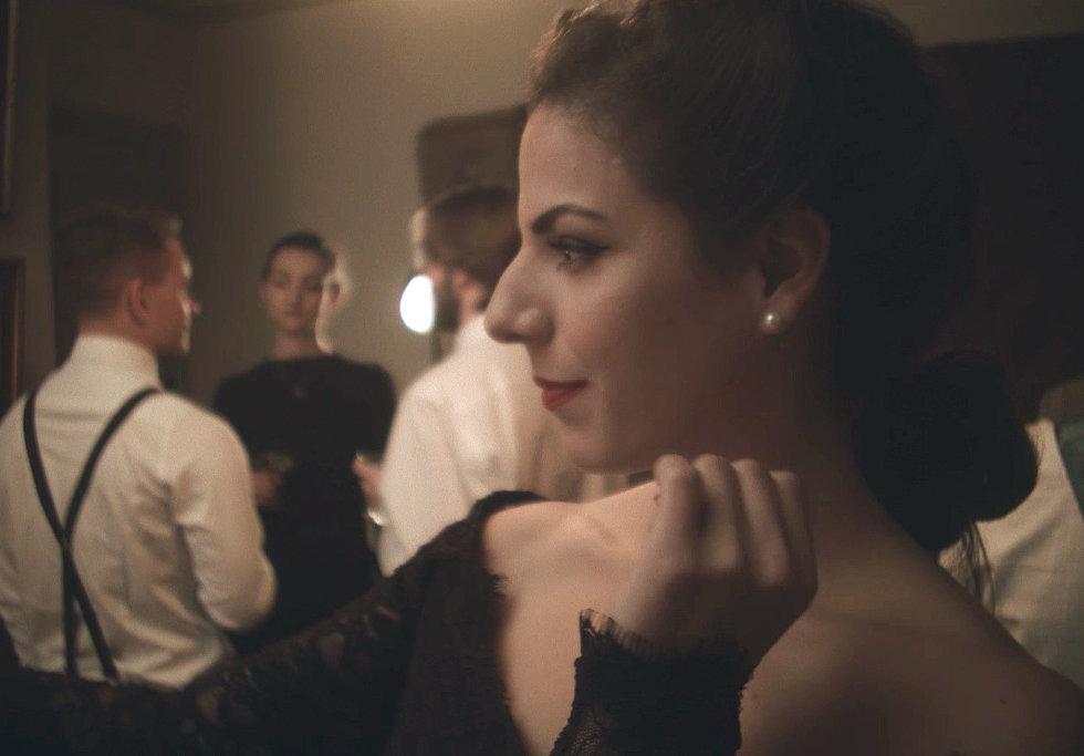 Sofia Troncoso film still