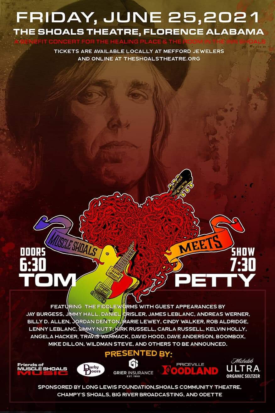 Muscle Shoals Meets Tom Petty