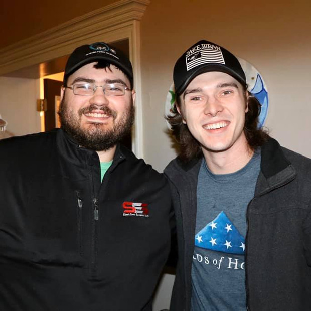 Dustin & Ben Parker