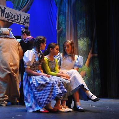 Dorothy Meets Alice