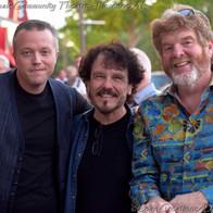Jason Isbell, Barry Billings, Mac McAnally