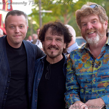 Jason Isbell, Barry Billings, Mac McAnally