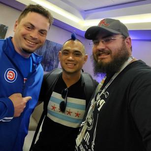 DJ Max Victory, DJ Flipside, DJ Dustin C