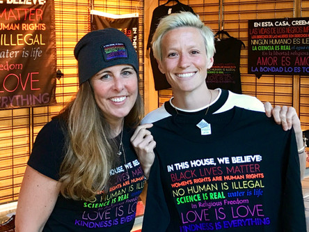 Seattle Greats Join Spread Love 2017