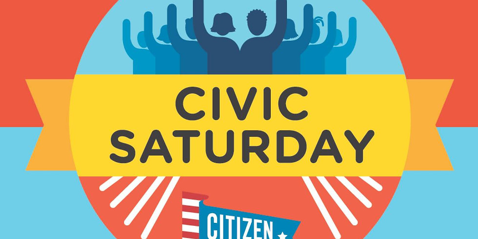 Civic Saturday hosted by Citizen University