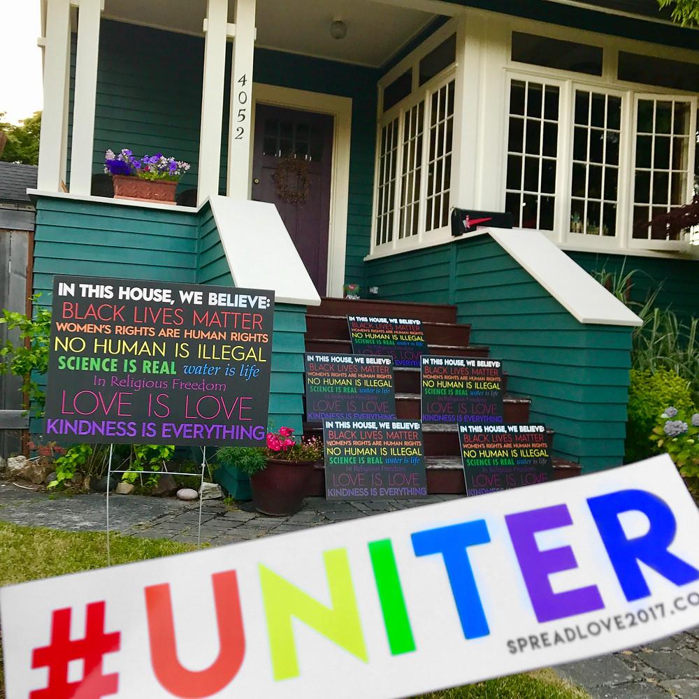 Spread Love Uniter
