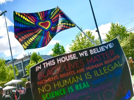 SeattlePride March